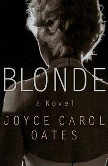 BlondeOatesbookcover